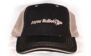 Bayou Bullets 6 Panel Hat