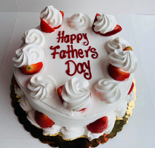 Cakechef's Fresh Strawberry Shortcake (only for Staten Island)order by 10am on 6/21 for Father's Day delivery
