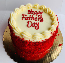 Red Velvet Cake ...only avail Staten Island DELIVERY ONLY....until 6/21 10am to get it on Father's Day