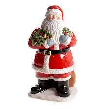 Santa and his toy sack