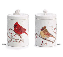 Cardinal Jar.  Cardinal  will be either red or golden.