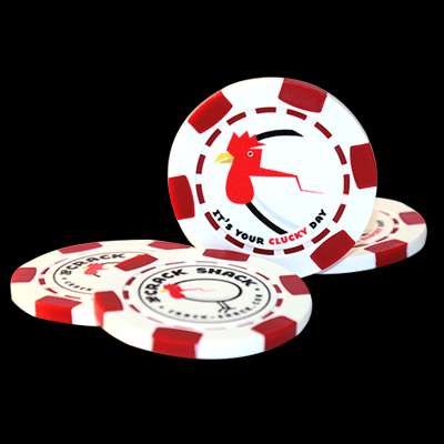 Full Color Custom Poker Chips
