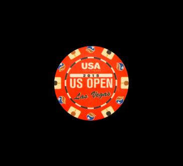 39 mm Custom Ceramic Poker Chips