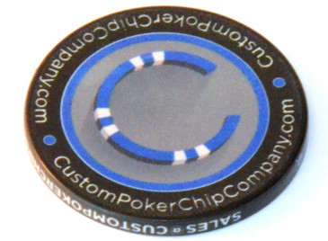 47 mm Custom Ceramic Poker Chips
