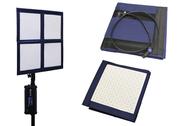 LiteCloth LC-160 - 2'x2' Foldable LED Mat Kit