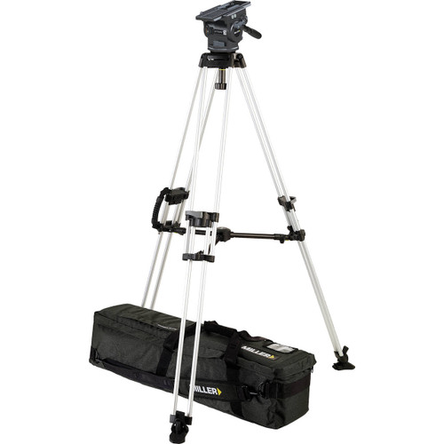 Miller 3035 ArrowX 3 Sprinter II Single-Stage Aluminum Alloy Tripod System