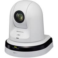 Panasonic 20x Zoom 4K PTZ Camera with 3G/HD/SD-SDI & HDMI Output and NDI (White)