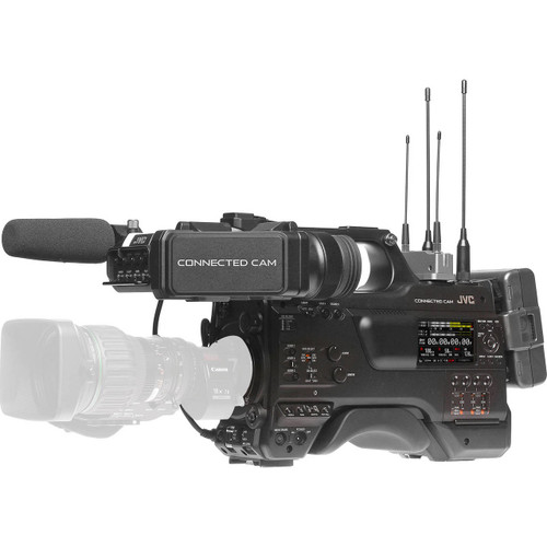 "JVC GY-HC900 2/3"" HD Connected Camcorder"