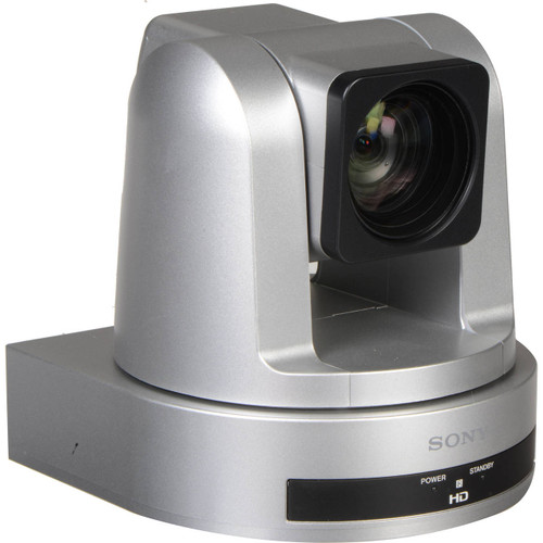 Sony SRG-120DS 12x PTZ Desktop Camera with SDI Output (Silver Housing)