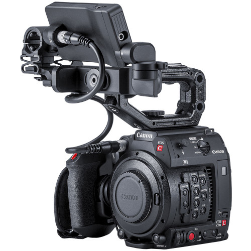 Canon EOS C200B Cinema Camera with Accessory Kit (EF-Mount)