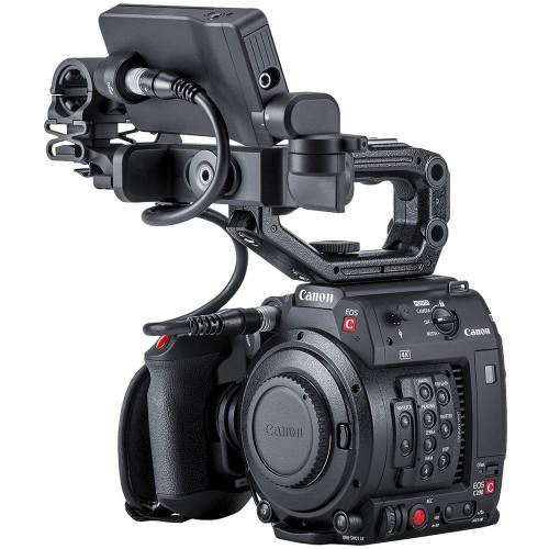 Canon EOS C200B Cinema Camera with Accessory Kit (EF-Mount)