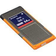 Sony 64GB SxS-1 (G1C) Memory Card