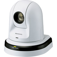 Panasonic AW-HE38W 22x Zoom PTZ Camera with HDMI Output (White)