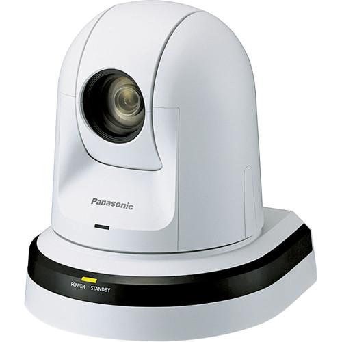 Panasonic AW-HE38W 22x Zoom PTZ Camera with HDMI Output (White)