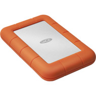 LaCie 4TB Rugged Mini Portable Hard Drive