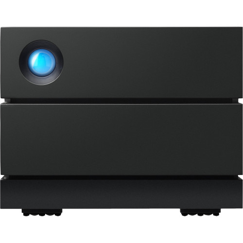 LaCie 8TB 2big 2-Bay USB 3.1 Type-C RAID Array