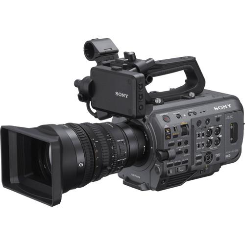 Sony PXW-FX9K XDCAM 6K Full-Frame Camera System with 28-135mm f/4 G OSS Lens