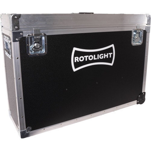 Rotolight Wheeled Fitted Flight Case for Titan X2 LED Soft Light