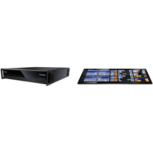NewTek TriCaster TC1 SELECT Bundle with Control Panel
