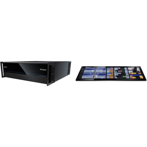 NewTek TriCaster TC1 R3 PLUS Select Bundle