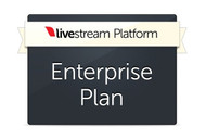 Livestream Enterprise Platform Plan (1-Year Renewal Subscription)