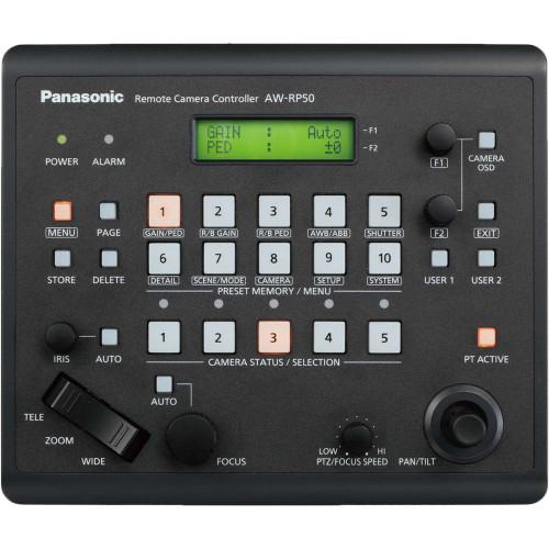 Panasonic Remote Camera Controller