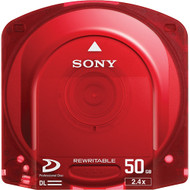 Sony PFD50DLAX Dual Layer 50GB Rewritable Optical Disc for XDCAM