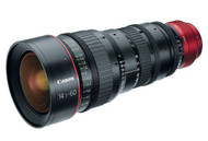 Canon CN-E14.5-60mm T2.6 L SP Cinema Zoom Lens PL