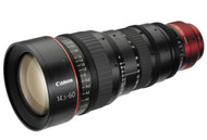 Canon CN-E14.5-60mm T2.6 L SP Cinema Zoom Lens EF