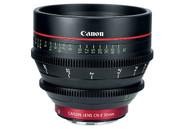 Canon CN-E50mm T1.3 L F Cinema Prime Lens EF