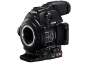 Canon EOS C100 Mark II Cinema EOS Camera with Dual Pixel CMOS AF (Body Only
