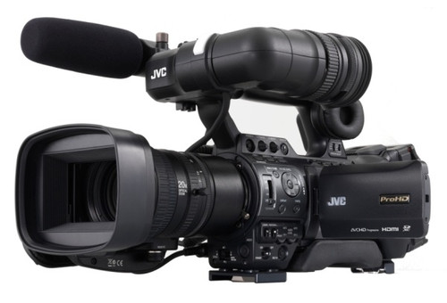 JVC GY-HM850U ProHD Camcorder w/Lens