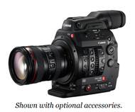 Canon C300 Mark II Cinema EOS Camcorder Body (PL Lens Mount)
