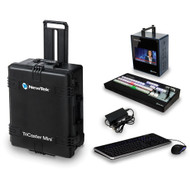 NewTek TriCaster Mini HD-4i Bundle with Control Surface and Travel Case