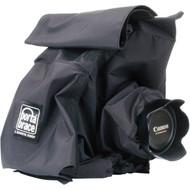 Porta Brace Custom-Fit Rain Slicker for Canon EOS C100 (Black)
