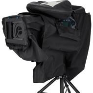 Porta Brace RS-PMWF55 Rain Slicker for Sony PMW-F5 / F55 Cinema Camera (Shown with Optional Equipment)