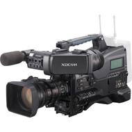 Sony PXW-X320 XDCAM Solid State Memory Camcorder with Fujinon 16x Servo Zoom Lens with 50-Pin Camera Interface