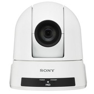 Sony SRG-300H/W 1080p Desktop & Ceiling Mount Remote PTZ Camera (White)