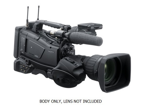Sony XDCAM XAVC Memory Camcorder (BODY ONLY) - NO lens included.