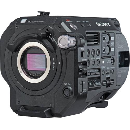 Sony PXW-FS7 II XDCAM Super 35 Camera System