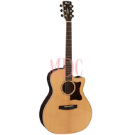 Cort Grand Regal Series Semi Acoustic Guitar GA5F-ZR - NAT