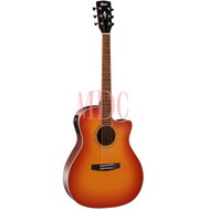Cort Grand Regal Series Semi Acoustic Guitar GA MEDX LVBS