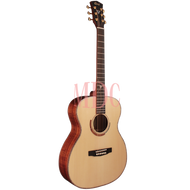 Cort Limited Edition Semi Acoustic Guitar Abstract Ltd NAT