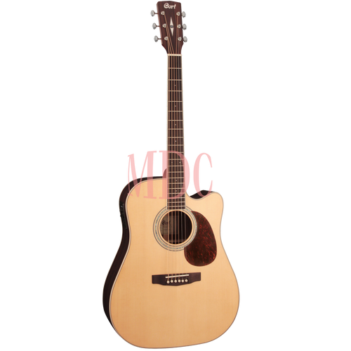 Cort MR Series Semi Acoustic Guitar MR720F NS