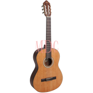 Valencia Classical Guitar Vintage Natural with Truss Rod VC404