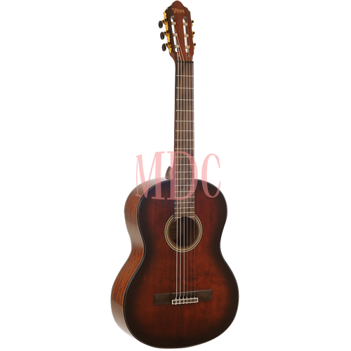 Valencia Classical Guitar Brown Sunburst with Truss Rod VC564BSB