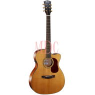 Cort Gold Series Semi Acoustic Guitar GOLD OC6 NAT