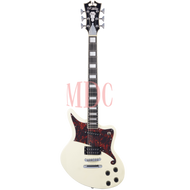 D'angelico Electric Guitar Premier Bedford Antique White