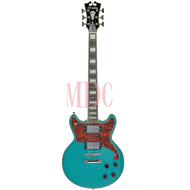 D'angelico Electric Guitar Premier Brighton Ocean Turquoise