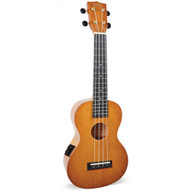 Mahalo Concert Ukulele Vintage Natural W/Sup Bag and Pick up MH2VTVNA